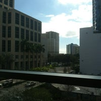 Photo taken at Broward College Downtown Campus by Tye H. on 1/24/2013