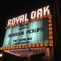 Photo taken at Royal Oak Music Theatre by ADAM T. on 10/23/2012