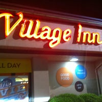 Photo taken at Village Inn by Frank M. on 5/16/2013