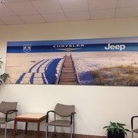 Photo taken at Arrigo Dodge Chrysler Jeep Ram Sawgrass by Mario C. on 10/10/2013