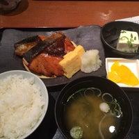Photo taken at 四季食楽 三地屋 カレッタ汐留店 by flying f. on 3/28/2015