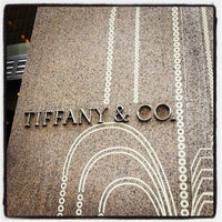 Photo taken at Tiffany & Co. by Angie M. on 5/18/2013