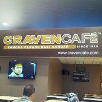 Photo taken at Craven Café by Khairul Anwar K. on 2/26/2013