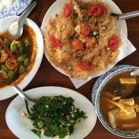 Photo taken at เพื่อนเดินทาง ร้านอาหาร&รีสอร์ท by tik, kub pom on 3/22/2015