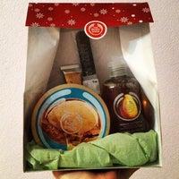 Photo taken at The Body Shop by Алёнка В. on 11/27/2014