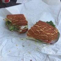 Photo taken at Mr. Pickle's Sandwich Shop by Kourosh B. on 3/18/2016