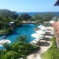 Photo taken at Hacienda Pinilla by Allan C. on 12/28/2014