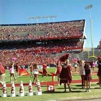Photo taken at Arizona Stadium by Bethany H. on 10/27/2012