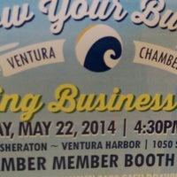 Photo taken at Four Points by Sheraton Ventura Harbor Resort by Ben G. on 5/23/2014