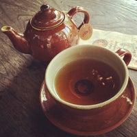 Photo taken at Wawee Coffee by Siri on 1/28/2015