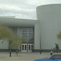 Photo taken at Sahara West Library by Belinda T. on 12/12/2012
