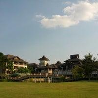 Photo taken at Le Méridien Chiang Rai Resort, Thailand by Boy M. on 1/5/2013