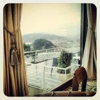Photo taken at Hotel Monte Igueldo **** by Carles G. on 10/14/2012