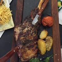 Photo taken at Restaurant Mas Pi by Fernanda R. on 7/14/2016