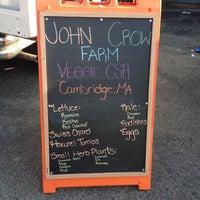 Photo taken at Harvest Co-op Market by Amy K. on 6/11/2012