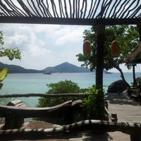 Photo taken at Koh Tao Cabana by Gijs v. on 1/14/2013