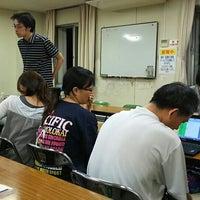 Photo taken at 草加市民体育館 by Foo 翔. on 9/26/2015