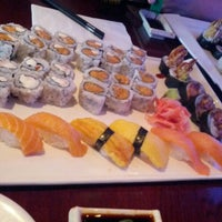 Photo taken at Bayridge Sushi by Kevin F. on 2/25/2013
