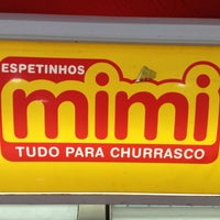 Photo taken at Espetinhos Mimi by Fauzer A. on 4/27/2013