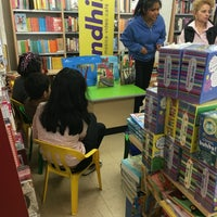 Photo taken at Libreria Gandhi by Mónica S. on 6/11/2016