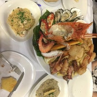 Photo taken at Nick's Seafood Restaurant by FangFang C. on 6/4/2016