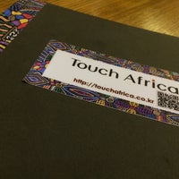 Photo taken at Touch Africa by Hye Eun P. on 5/6/2014