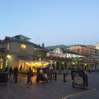 Photo taken at Covent Garden by Sezgin A. on 7/17/2016