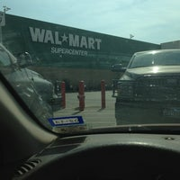 Photo taken at Walmart Supercenter by Stephanie B. on 3/19/2013