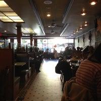 Photo taken at Westway Diner by John M. on 10/17/2012