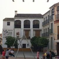 Photo taken at Museo de Artes y Costumbres Populares by Olga S. on 7/18/2016