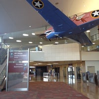 Photo taken at Kalamazoo - Battle Creek International Airport (AZO) by Sarah L. on 10/24/2012