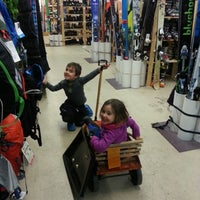 Photo taken at Outdoor Gear Exchange by Cherith V. on 1/2/2014