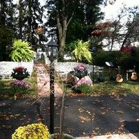 Photo taken at Joseph Priestley House by Sean F. on 10/20/2012