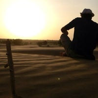 Desert Tout To Sam Sand Dunes
