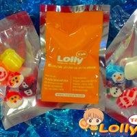 Photo taken at LollyTalk by LollyTalk on 4/29/2014