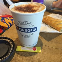 Photo taken at Greggs by A M. on 5/14/2016