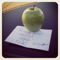 Photo taken at Apple Friendly Center by Jamie C. on 10/11/2012