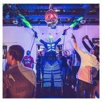 Photo taken at Cafe bar Villa club by Mariia🐱 A. on 7/26/2014