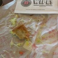 Photo taken at Jimmy John's by Randy W. on 10/18/2012