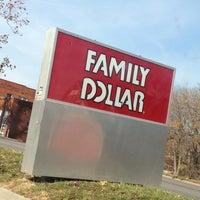 Photo taken at Family Dollar by Julio O. on 11/17/2012