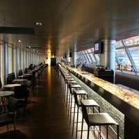 Photo taken at SWISS Business Lounge A by John on 12/1/2012