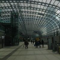 Photo taken at Stazione Torino Porta Susa by Carlo V. on 5/30/2013