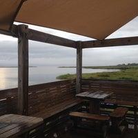 Photo taken at Miller's Waterfront Restaurant by Rahel B. on 7/19/2014