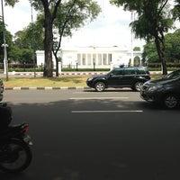 Photo taken at Istana Negara by Adrian A. on 12/21/2012