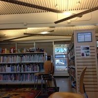 Photo taken at Marina Branch Library by Bay Area D. on 2/1/2014
