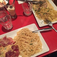 Photo taken at Little Italy Trattoria by Alexandru S. on 9/15/2016