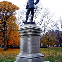 Photo taken at Harvard Square by Kate M. on 2/21/2013