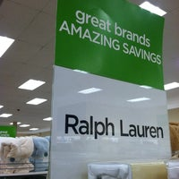 Photo taken at HomeGoods by Kate M. on 10/10/2012