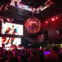 Photo taken at Marquee by Nicky D. on 3/1/2013
