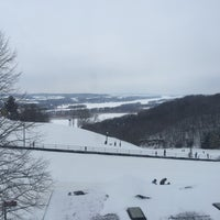 Photo taken at Chestnut Mountain Resort by Holly M. on 1/22/2015